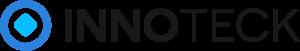 Innoteck Logo horizontal -schwarze Schrift